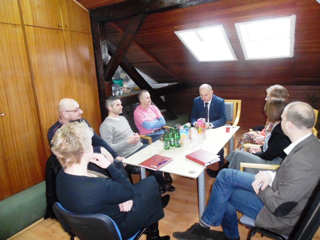 Posjeta predstavnika JU Terapijska zajednica – Kampus KS